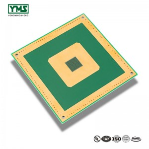 10 Layer (4OZ) High Tg Hard Gold (BGA) Board | YMS PCB
