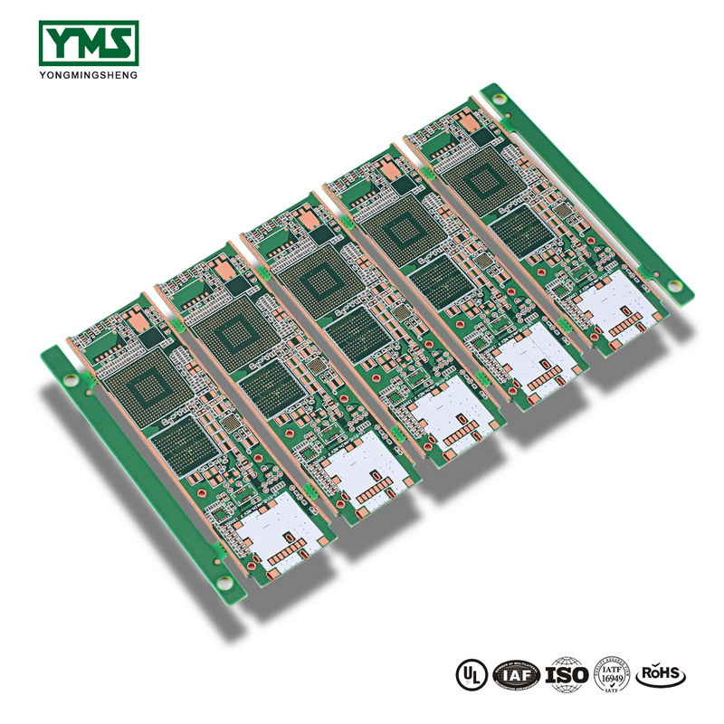 High PerformanceNo Lead Hal Printed Circuit Board -