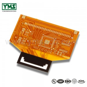2layer Cem-3 Stiffener Flexible Printed Circuit Board | YMSPCB