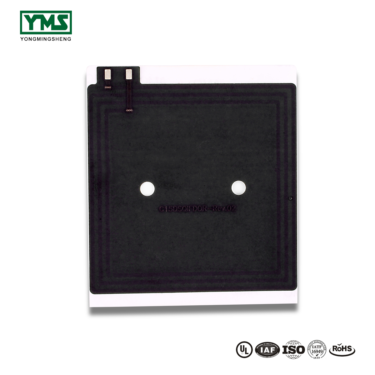 Fast delivery Double Layer Pcb -