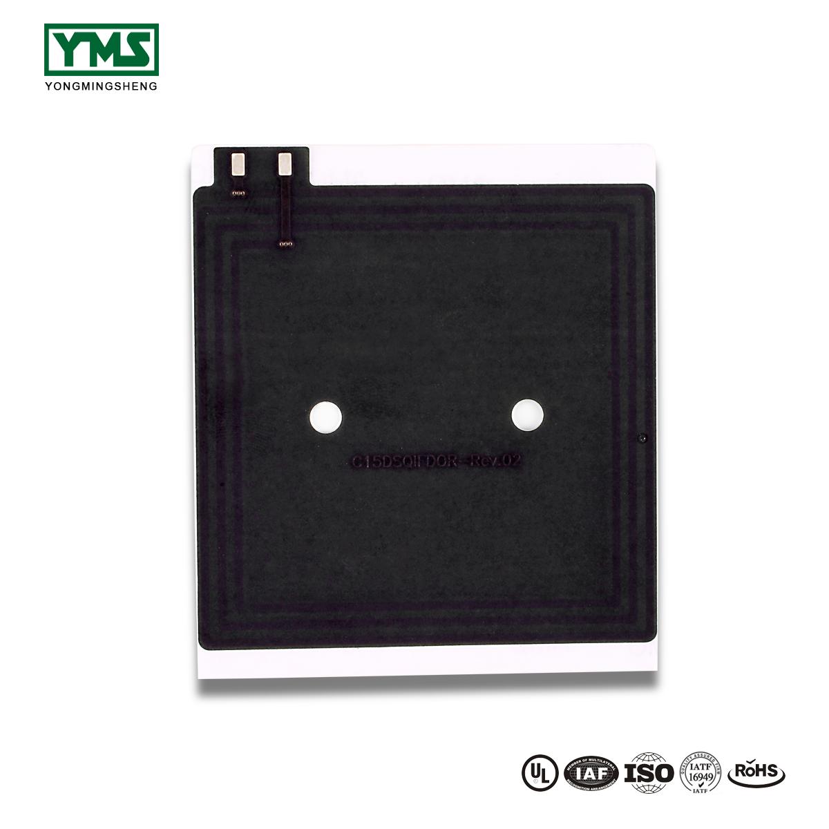 1Layer Black solder mask Flexible Board