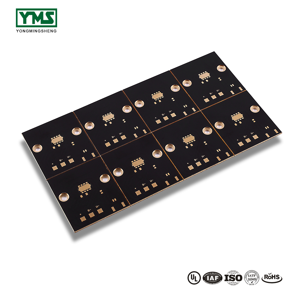 Top Suppliers Heavy Copper Pcb -