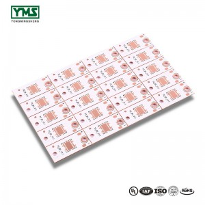 Short Lead Time for China 2.0W Mc PCB with Metal Core for Aluminum LED Lighting