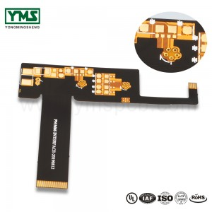 Professionelle Fabrik fir China LED Liicht Flexibel gedréckt Circuit Board mat LED Controller