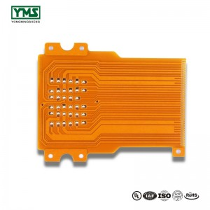 Single Sided Flex PCB 1Layer Raised Point | YMSPCB