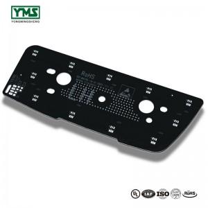 Super ịzụta ihe maka 35um Ọla kọpa ọkpụrụkpụ PCB Board, Laser malite ịgba PC Manufacturing Sevice