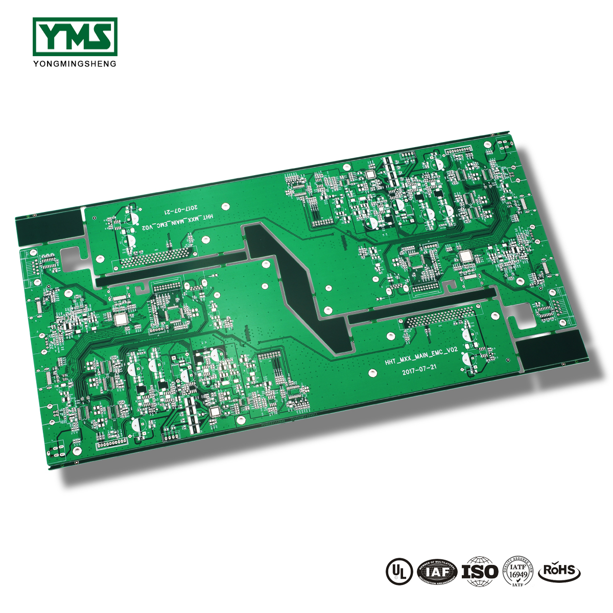 Factory supplied Hdi Rigid-Flex Pcb -