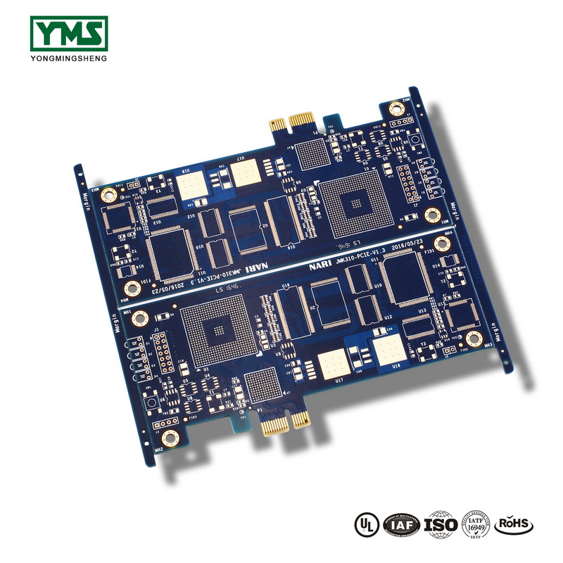 Factory made hot-sale Hot sale printed circuit board manufacturer advanced Rogers RO4003c bare copper pcb Featured Image
