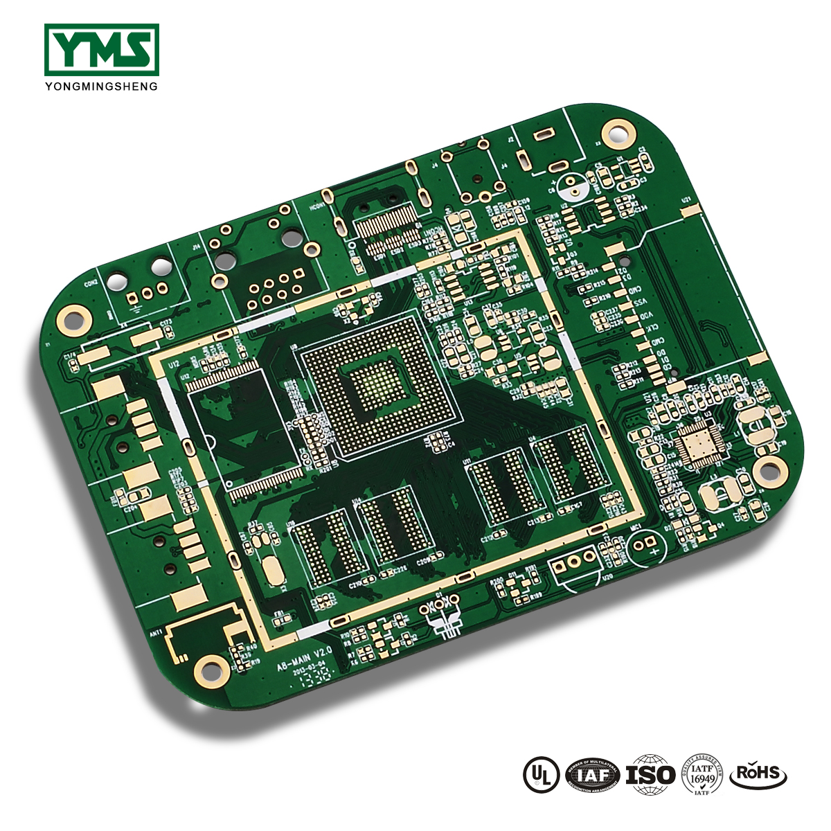 Professional Design Electriplating Filling Pcb -