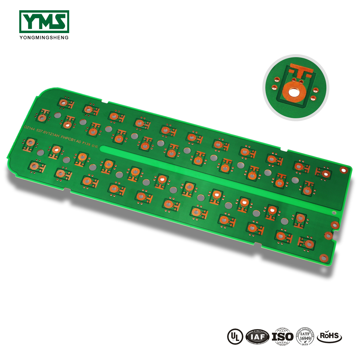 8 Year Exporter Semi Flex Fpc -