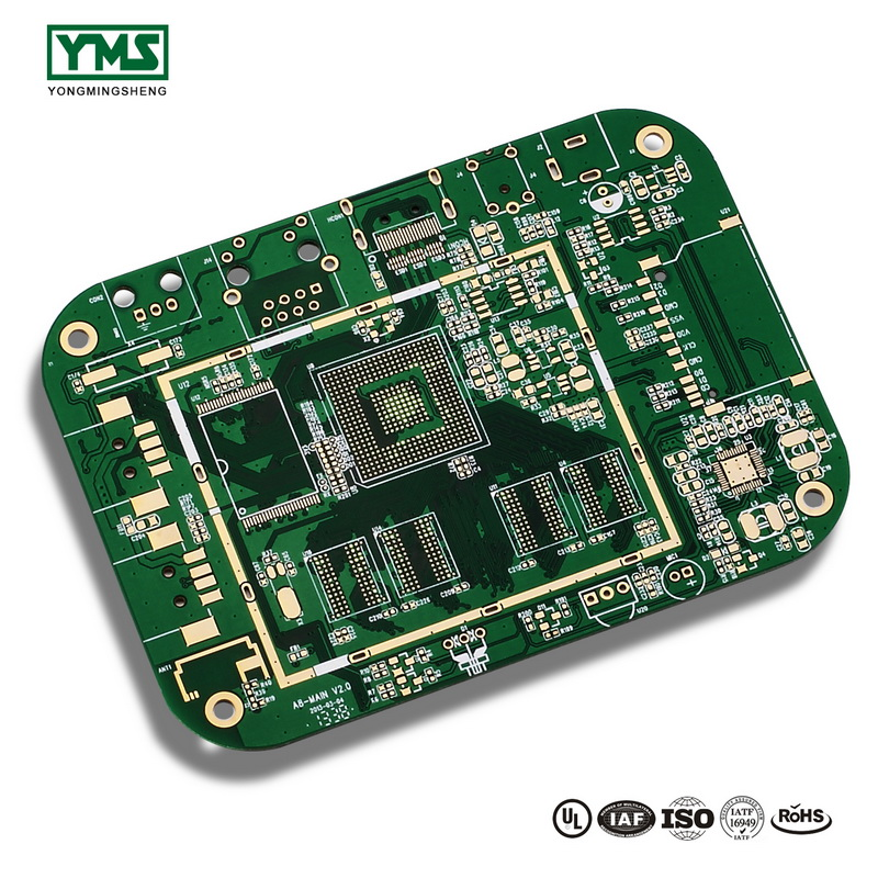 Factory For 4 Layer Pcb Manufacturing,Pcba In Shenzhen With Gold Finger Featured Image