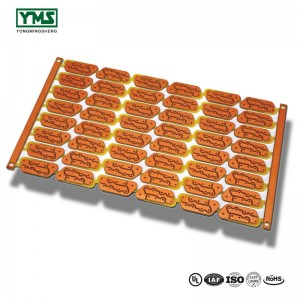 2 sluoksnis 100z Sunkusis Vario taryba |  YMS PCB