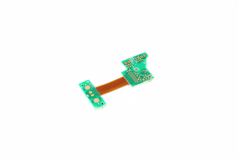 Best quality Mutilayer Pcb - Green Soldermask flex-rigid Board | YMS PCB – Yongmingsheng