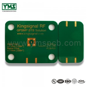 Metal core PCB embedded copper coin pcb Thermal Management| YMSPCB