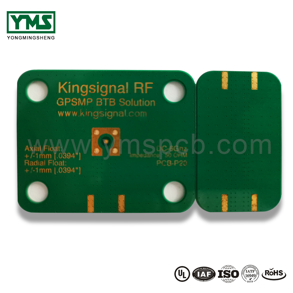 Metal core PCB embedded copper coin pcb Thermal Management| YMSPCB Featured Image