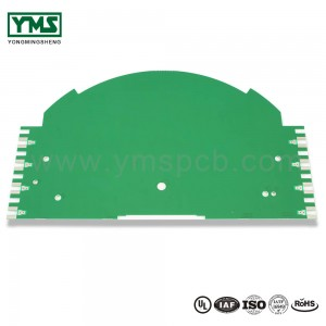RF&Microwave PCB manufacturing microwave high frequency PTFE| YMSPCB