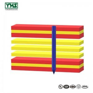 heavy copper pcb 4 Layer (4/4/4/4OZ) Black Soldermask Board| YMS PCB