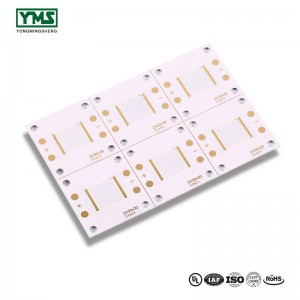 Pengelasan dan ringkasan substrat aluminium PCB |  YMS