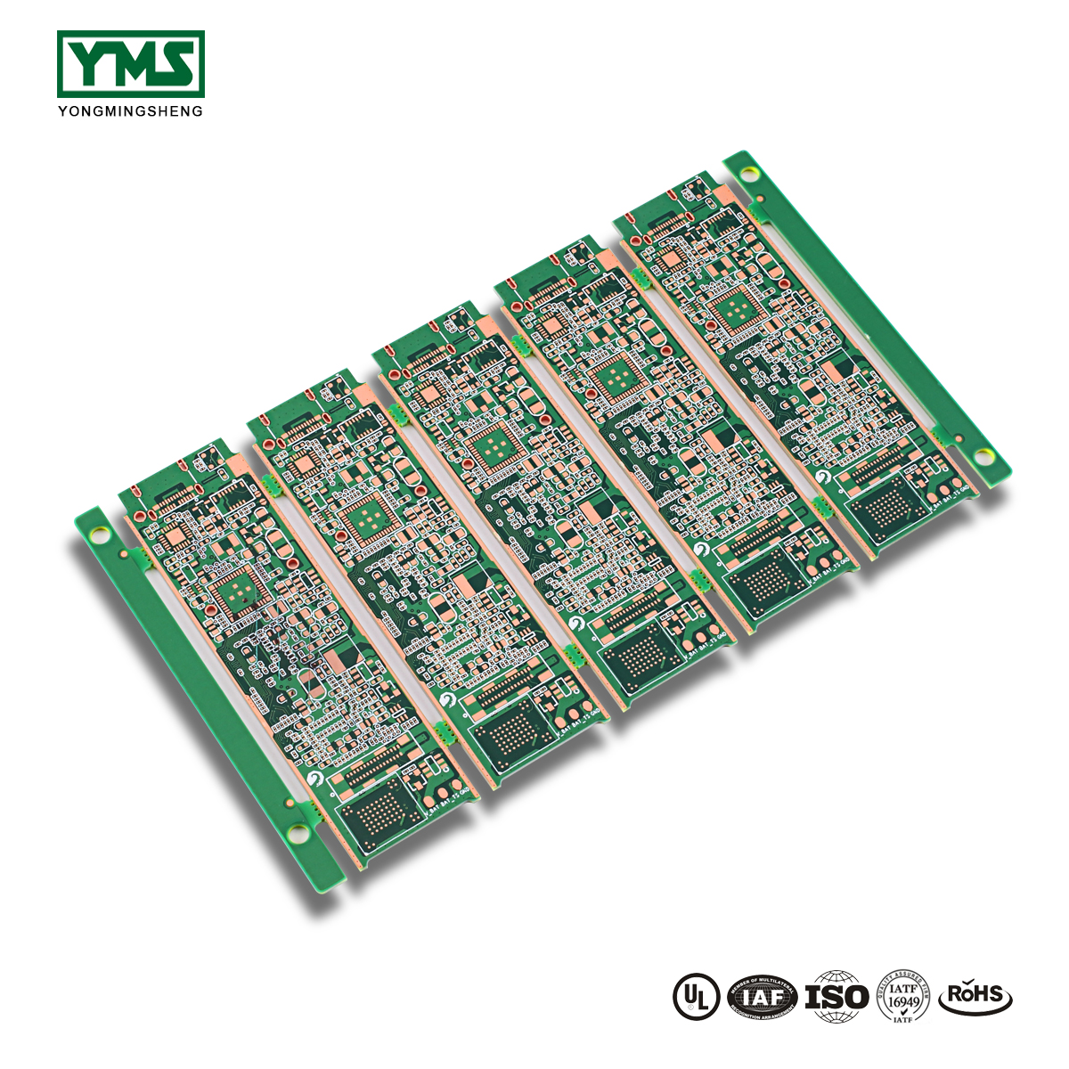 Fixed Competitive Price 2 Step Hdi Board -