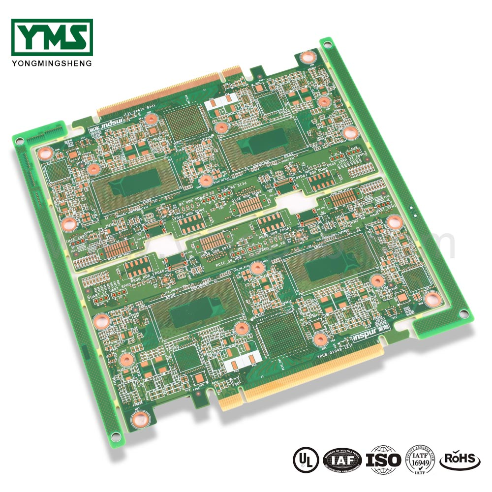 HDI pcb any layer hdi pcb high speed insertion loss test enepig| YMSPCB Featured Image