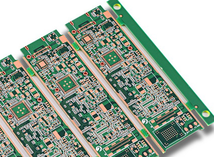 PCB design of 1 step, 2 step and 3step HDI | YMSPCB